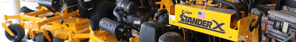Wright Mowers now at Midway Tractor and Lawn in Vinita