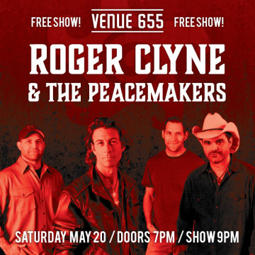 Roger Clyne & The Peacema