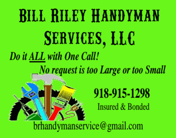 Bill Riley Handyman Service's LLC Logo
