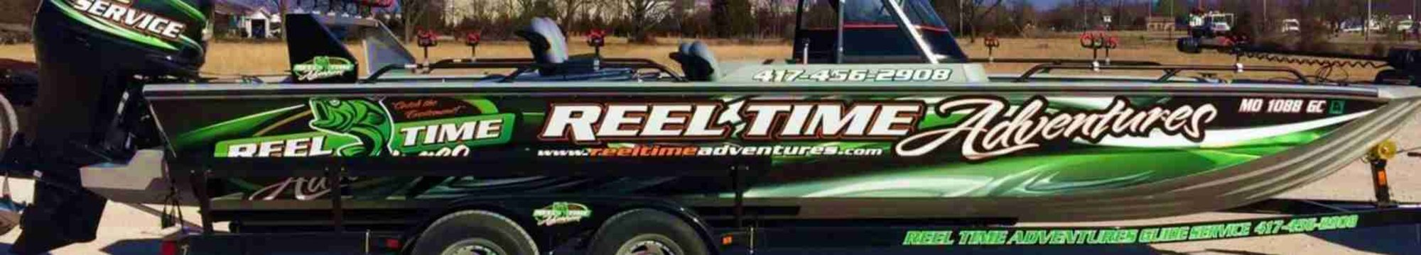 Reel Time Adventure Guide Service