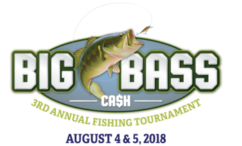 Big Bass Cash Logo