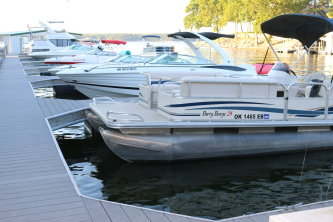 courtesy slips available for all size boats
