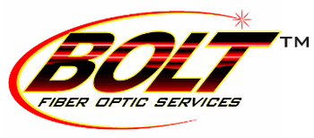 BOLT Fiber Optic Services Logo