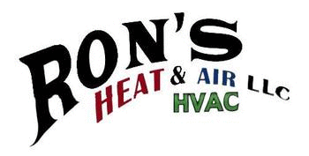 Ron's Heat & Air Logo