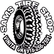 Sam's Tire Shop, LLC Logo