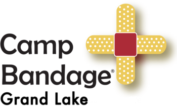 Camp Bandage Logo