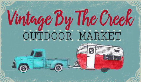 Vintage by the Creek Popping Up in Grove on June 10