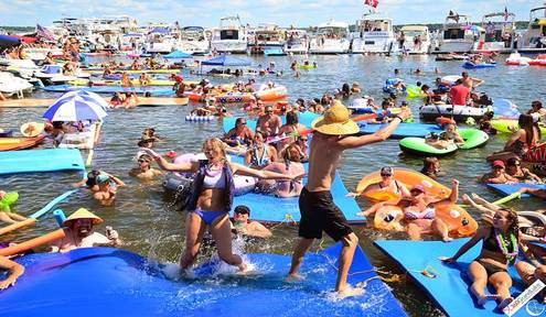 Excitement Is Building as 2018 Aquapalooza Grand Lake Draws Near