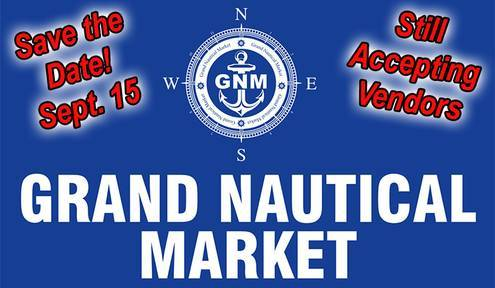 Grand Nautical Market Returns to Grand Lake September 15
