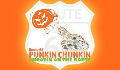 "Route 66 Punkin Chunkin ""Shootin' on the Route"" Lets Fly on Saturday, Oct. 27"