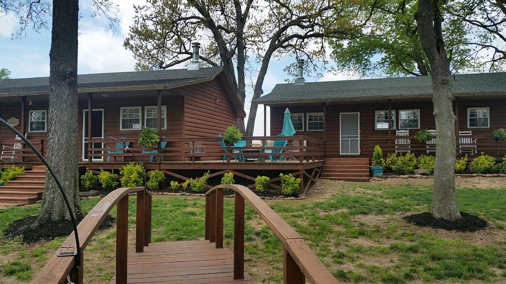 Top places to stay on grand lake oklahoma for your for Grand lake oklahoma cabin rentals