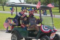 2018 Grand Lake RV Resort Golf Cart Parade