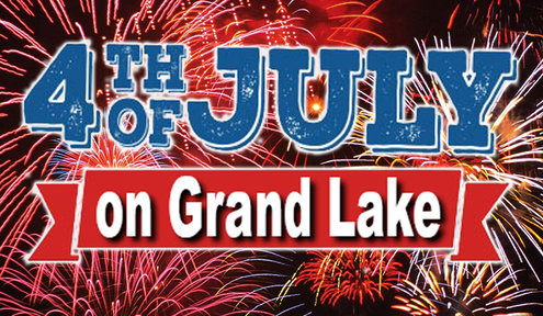 Grand Lake Area To Celebrate Fourth of July with Fireworks and Fun