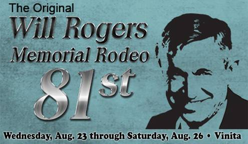81st Annual Will Rogers Memorial Rodeo Opens Four-Day Run Wednesday