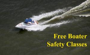 GRDA Police Offering Safe Boating Courses