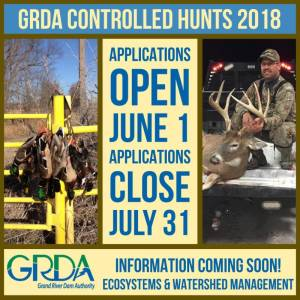 GRDA Controlled Hunts 2018