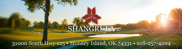 Upcoming Events at Shangri-La August 9-15, 2018