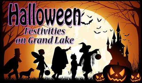 Grand Lake Celebrates Halloween with Spooktacular Events for Kids and Adults