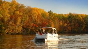 Boating in the Fall