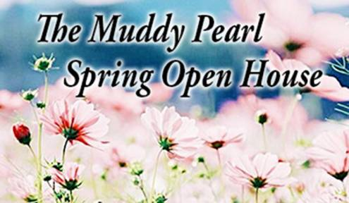 Spring Open House at The Muddy Pearl Features Lots of New Arrivals for Spring