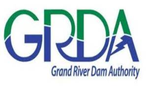 Grand River Dam Authority Floodwater Release 8/19