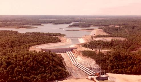 A closer look: GRDA's Salina Pumped Storage Project