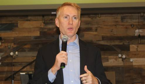 Lankford talks about Gun Legislation