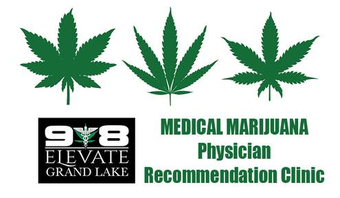 918 Elevate Grand Lake Hosting Physician Recommendation Clinic Saturday