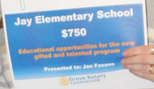 Jay Elementary Presents Educational Opportunities