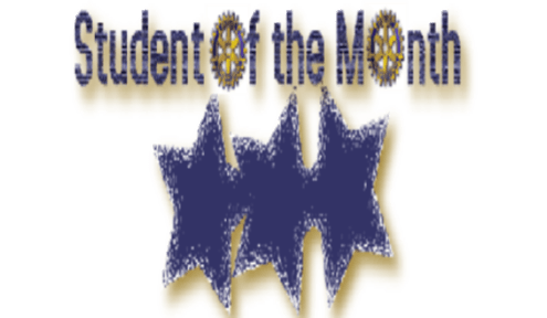 Grove April Students of the Month