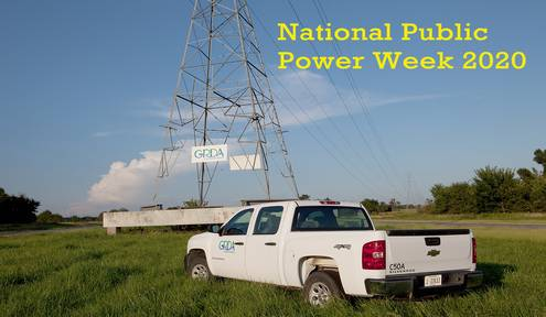 Celebrating National Public Power Week 2020