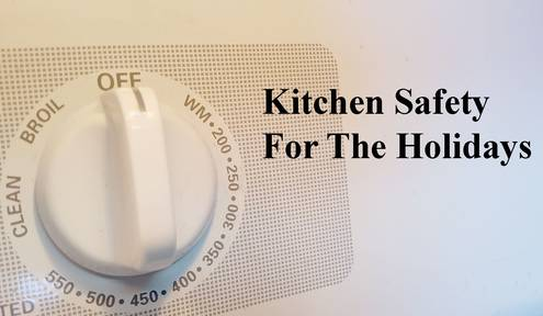 A Recipe for Kitchen Safety