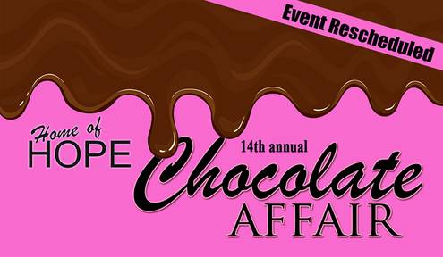 Home of Hopes Annual Chocolate Affair Drive-Through Event Postponed to March 3