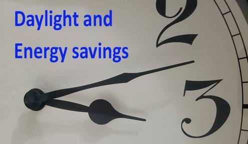 Saving Daylight and Saving Energy