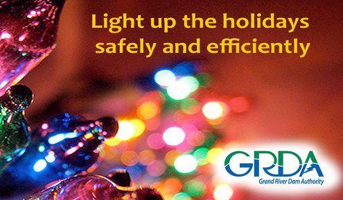 More tips for holiday lighting efficiency, safety